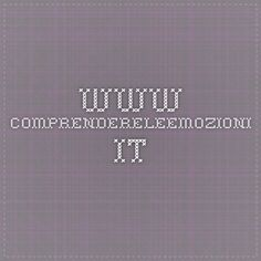 www.comprendereleemozioni.it