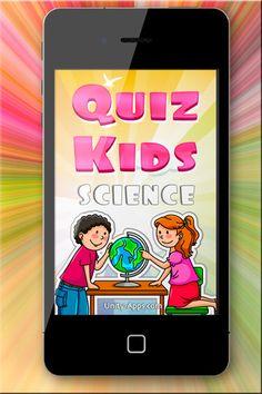 Quiz Kids Science app free today