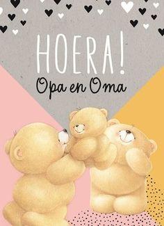 ✿ Forever Friends ✿ Baby ✿ #OpaenOma ✿ #Hallmark ✿