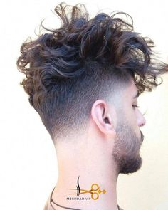 Check Out The Latest & Greatest Men's Hairstyle Trends 2019 Updated Gallery From Worlds Best Barbers Inc Skin Fade Variations, Cool Hairstyles For Men, Classic Hairstyles, Modern Hairstyles, Haircuts For Men, Men's Haircuts, Hair And Beard Styles, Curly Hair Styles, Mens Hair Colour, New Hair Trends