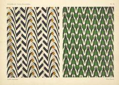 Design is fine. History is mine. — Maurice Pillard Verneuil, Étoffes et tapis...