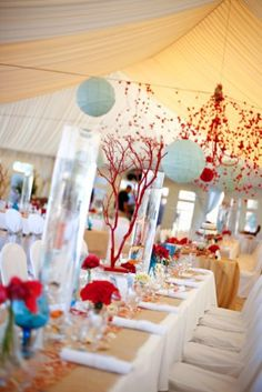 Aqua-Red-Wedding-
