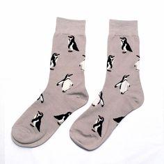 Penguin Socks  新しいペソックスをゲット。ジェンツーでもないのに足が黄色かったりしない、きちんとフンボ属なデザインです  #靴下 #socks #ペンギン #penguin #ぺもの #くつすたグラマー賞#jamgarden #CURRENTbyCIQUETO