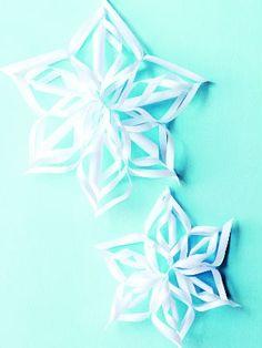 D-I-Y paper snowflakes | Today's Parent