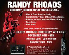 Happy B-Day Randy