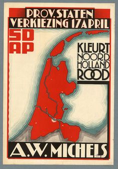 Albert Hahn. Local Elections poster. 1935 | Flickr - Photo Sharing!
