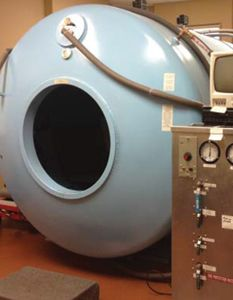 Hyperbaric Oxygen Therapy as an Adjunct to Healing by Carol Henricks, M.D.