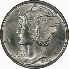 How expensive is the rare 1916-D Mercury dime now? What's the most valuable Mercury dime? Here are eBay's Top 25 Mercury Dime Sales for September 2014!