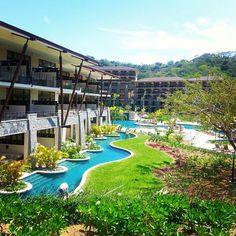 An oasis in the jungle, Dreams Las Mareas Costa Rica. #UnlimitedVacationClub…