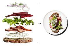 How to: Create an Artful Sandwich