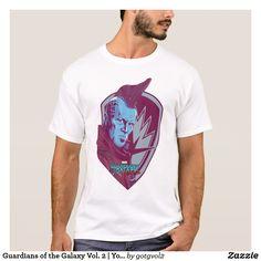 Guardians of the Galaxy Vol. 2 | Yondu Badge T-Shirt