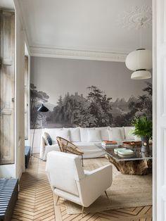 Paris Apartment by Studio Razavi Architecture   Photo by Stephan Julliard
