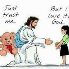 God has bigger and better things for us