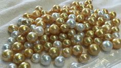 South Sea Saltwater Pearl supplier. Indonesia.