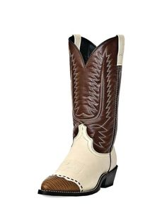Men's Flagstaff Boot - Bone/Brown