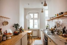 5 of the Most Gorgeous Tiny Kitchens with Open Shelving. If you're looking for ideas for remodeling, redesigning, redecorating, or renovating your tiny or small space kitchen, start here! If you're doing DIY or working with a pro, we can help.