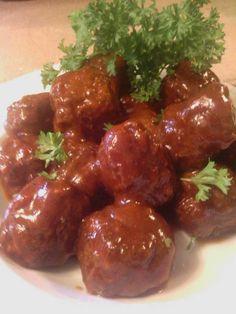 Sunshine's Meatball N Beer Sauce! 5.00 stars, 2 reviews. @allthecooks #recipe #meatballs #beef #appetizer #dinner #sauce