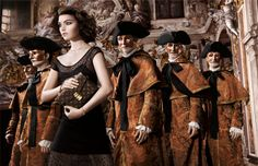 L'Invitation au Voyage, Venise. Découvrez la dernière campagne Louis Vuitton. #louisvuitton