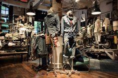 Denim & Supply Ralph Lauren Store in NYC