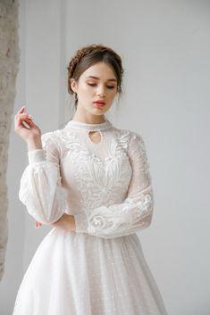 Muslimah Wedding Dress, Hijab Wedding Dresses, Party Wear Dresses, Malay Wedding Dress, Dream Wedding Dresses, Bridal Dresses, Prom Dresses, Girls Dresses, Flower Girl Dresses