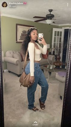 srgfsrdfgres - 0 results for black girl fashion Chill Outfits, Cute Casual Outfits, Dope Outfits, Spring Outfits, Fashion Outfits, Black Girls Outfits, Fashion Hair, Stylish Outfits, Birkenstock Outfit