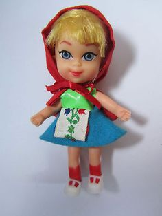 Liddle Kiddle LIDDLE RED RIDING HIDDLE