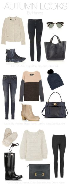 Autumn looks by Hanne S.