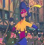 Frollo, narrator of The Hunchback of Notre Dame  © Walt Disney Pictures