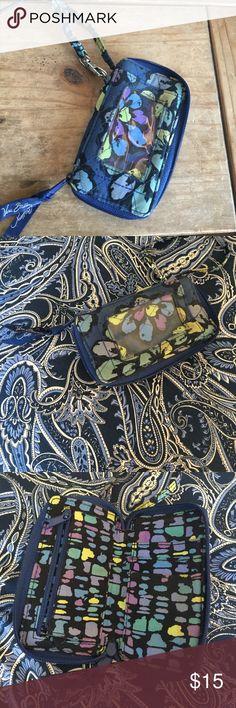Vera Bradly Wallet Floral design Vera Bradley Bags Wallets