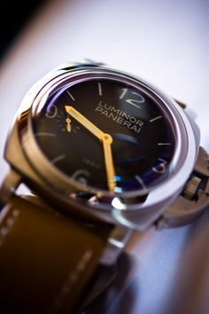 Still love my Panerai despite the not so fantastic connotations.