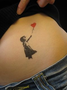 let go. so true...don't love tattoos, but if I had to have one-it would be this...