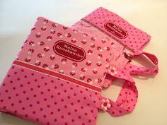 ♥ Luusmeitlifashion ♥: Ordnerhülle zum tragen