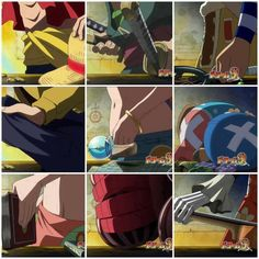 Straw hats - One Piece