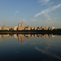 Early Morning - Central Park Running Path - New York