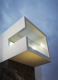 Looks like a Blue Chip Concepts house! Minimal Architecture, Contemporary Architecture, Amazing Architecture, Architecture Details, Contemporary Design, Interior Architecture, Modern Design, Exterior Design, Interior And Exterior