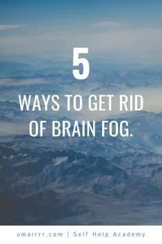 In a busy and distracting world, so many of us have brain fog. Here's 5 ways you can get rid of brain fog once and for all and gain mental clarity.  You'll also discover why you might have brain fog in the first place.  Having a clear mind is crucial for productivity, success and your mental health.  Brain fog cure / symptoms / remedies.  Overview: -Reduce stimulating content -Tips to sleep better -Procrastination -Mindfulness -Exercise / Running  #brainfog #mentalhealth #mentalclarity Online Resume Maker, Online Cv, Top Quotes, Best Quotes, Happy Quotes, Cv Maker, Great Resumes, Resume Builder, Perfect Resume