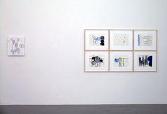 Galerie Onrust - Holanda - Jürgen Partenheimer, 2006  15 February - 25 March