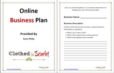 Really free business plan download 100% no sign-up