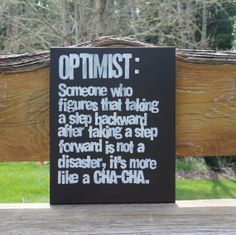 #optimist