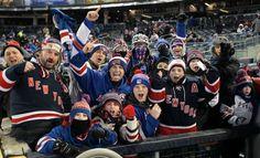 Blueshirts United - Rangers - Islanders at Yankee Stadium: The Collection