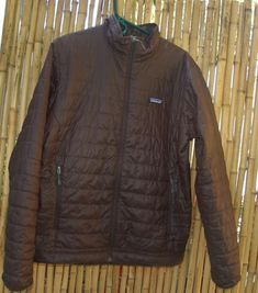 bf65101f753802 Patagonia Mens Micro Puff Jacket Size Medium Black for sale online