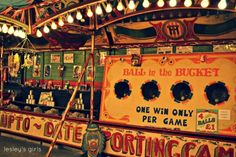 Lesley's Girls- Vintage Lifestyle and Fashion Blog: At the Funfair- Vintage Style