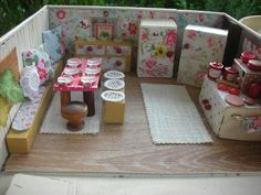 "Love this one. Found on Cath Kidston's FB page in her ""Dream room in a box"" photo album."