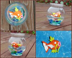 Pokemon - Magikarp Fishbowl by *YellerCrakka on deviantART
