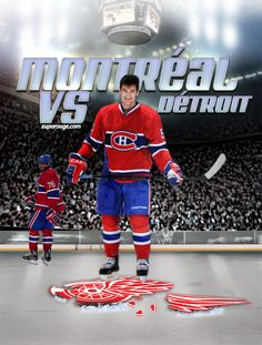 Montreal Canadiens, Hockey Teams, New Pictures, Detroit, Christmas Sweaters, Sports, Coins, Hs Sports, Coining