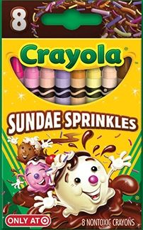 """The Crayola Target """"Pick your Pack"""" Exclusive Set"""