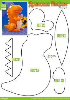 Tyrannosaurus Rex 3 Softie More
