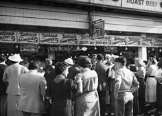 Hot dog! 100 years of Nathan's Famous at Coney Island – in pictures