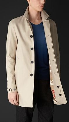 Men's Seasonal Trench Coats | Burberry