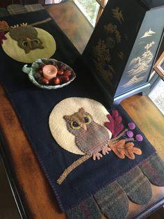 Patrón de corredor lanas de HARVEST MOON por Cleo y yo